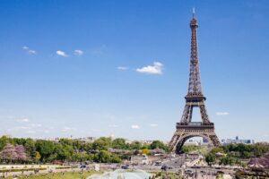 voyage entre copine en France
